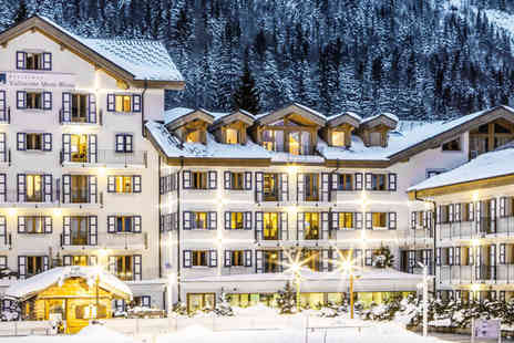 Résidence & Spa  - Cosy chalet style accommodation in the Alps - Save 34%