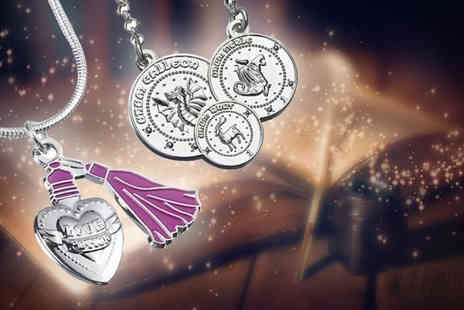 Aspire - Harry Potter silver plated necklace - Save 53%