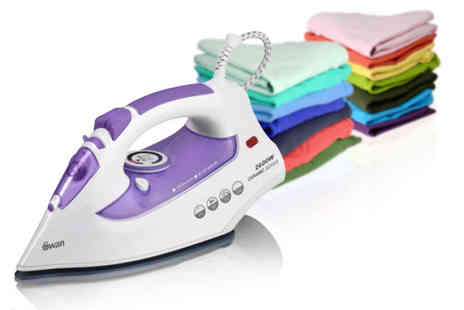 Swan Products -  1800W steam iron  - Save 44%