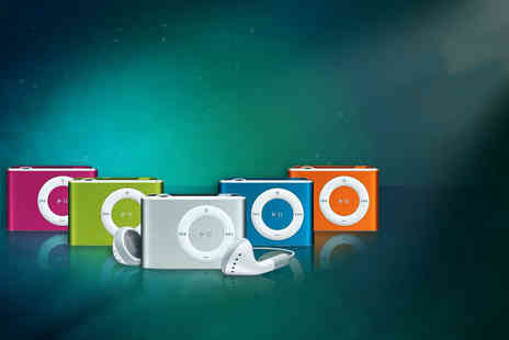 Gizmo Gadgets -  8GB shuffling mini MP3 player - Save 88%