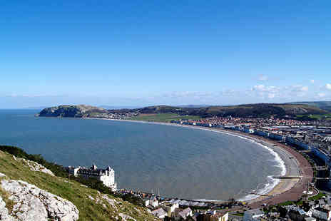 Ambassador Hotel Llandudno -  Two night stay for two people including afternoon tea, Bucks Fizz and breakfast - Save 55%