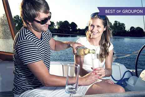 Escape Yachting - Six Hour Sail With Champagne Plus Lunch or Dinner - Save 55%