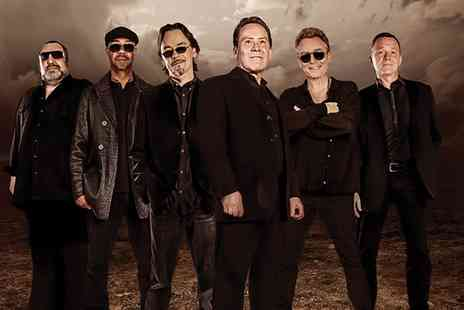 UB40 at Events Square - UB40 Live On 26 June - Save 0%