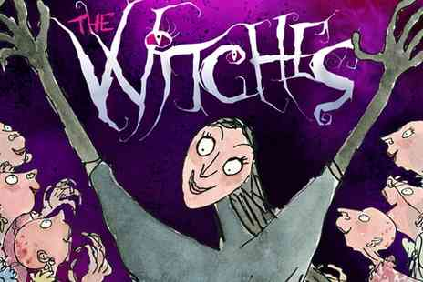 Rose Theatre Kingston - The Witches On March 29 to April 8  - Save 40%