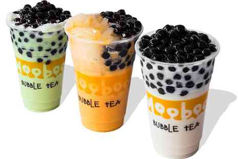 Mooboo - Bubble Tea for Two - Save 0%