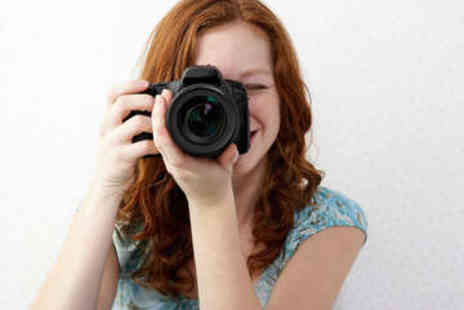Rik O Hare Photography - Three Hour DSLR Photography Course - Save 78%