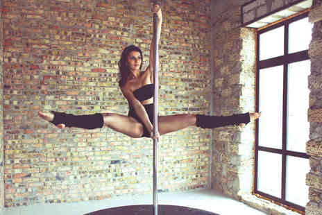 GFFdamian Dance Studio - Five week beginners pole dancing course  - Save 78%