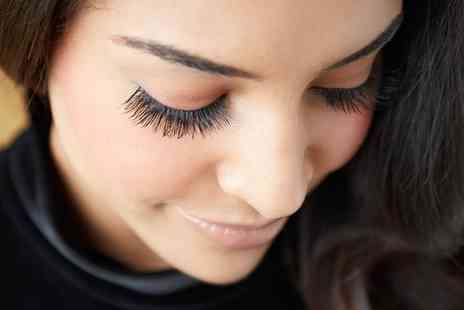 Lee Ann Milne - Eyelash Extensions with Eyebrow Shape - Save 52%
