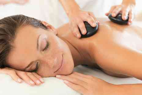 Time for Relax - One Hour Hot Stone or Swedish Massage  - Save 68%
