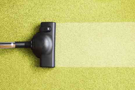 Perfect Cleaning Solutions - Dry Carpet Cleaning in Two Rooms with Perfect Cleaning Solutions  - Save 68%