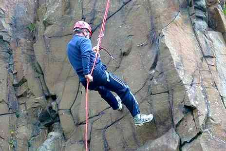 Epic Ventures - Two Hour Abseiling Taster Session for One or Two - Save 50%