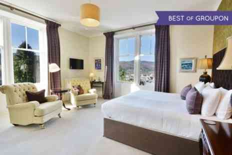 Knockendarroch Hotel & Restaurant - One Night Stay For 2 With Breakfast  - Save 0%