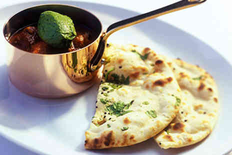 Atul Kochhars Michelin Starred Benares - Three Course Dinner with Duo of Paired Wines for Two   - Save 0%