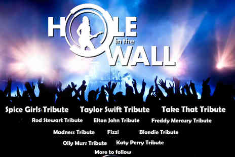 Smiles Events - Hole In The Wall Festival Two day tickets  - Save 50%