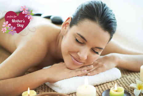 Dolce Spa - Hour long full body hot stone massage with a glass of bubbly  - Save 58%