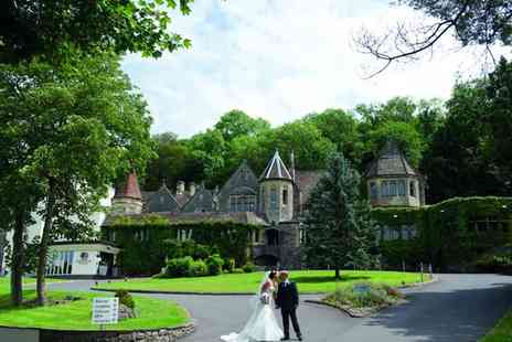 Cadbury House Hotel & Country Club - Wedding Package for 50 Day and 80 Evening Guests  - Save 47%