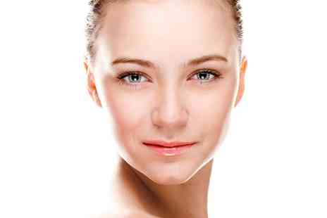New Vision For Beauty - 60 or 80 Minute Cavitation Peeling  - Save 50%