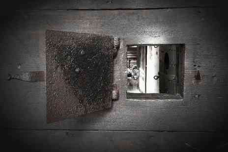 Hidden Rooms London - Choice of Escape Room Game  - Save 54%