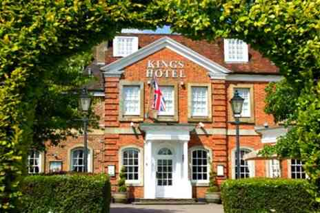 The Kings Hotel - One or Two Nights Stay For Two With Breakfast, Dinner and VIP Card  - Save 0%