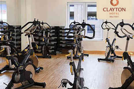 Club Vitae at Clayton Hotel - Four Week Unlimited Gym and Class Membership - Save 60%