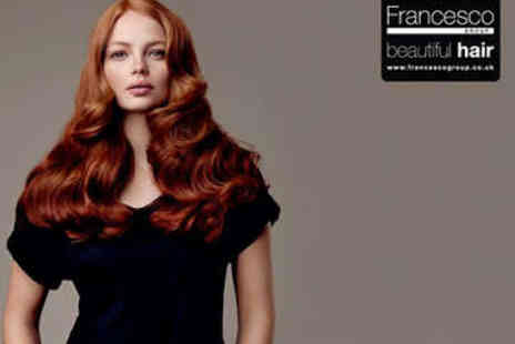 Francesco Group Academy Poole - Haircut, Blow Dry and Conditioning Treatment - Save 69%