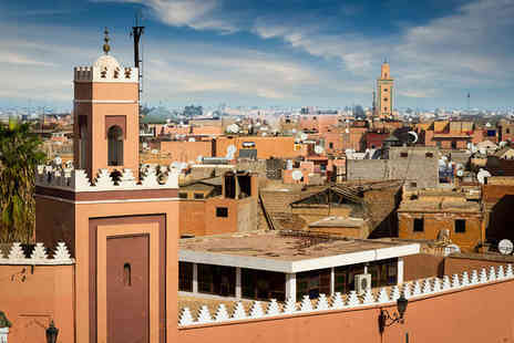 Riad Badi - Four Nights Stay in a Superior Room - Save 44%