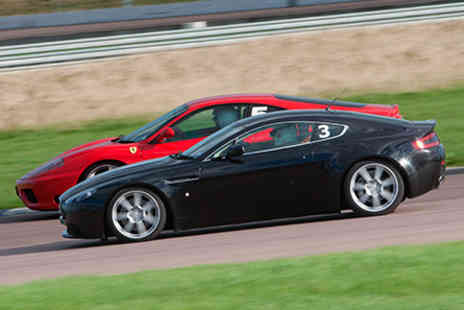 Three Sisters Race Circuit - Double Supercar Thrill   - Save 0%