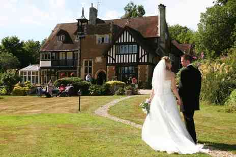 Farnham House Hotel - Wedding Package for 50 Day and 75 Evening Guests  - Save 42%