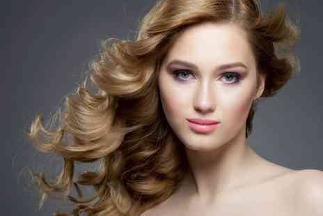 Millionhairs - Cut and Blow Dry With a Conditioning Treatment  - Save 0%
