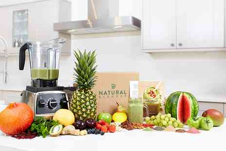 Natural Blender - Natural Blender Nutrition and Superfood Fresh Smoothie Subscription with Free Delivery  - Save 51%