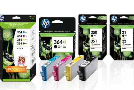 Crazy Kangaroo - HP Ink Cartridges With Free Delivery - Save 24%
