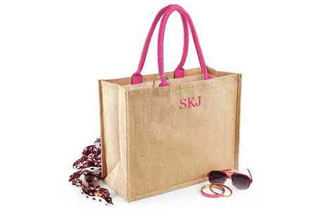 WRTW - Personalised Shopper Beach Bag - Save 71%
