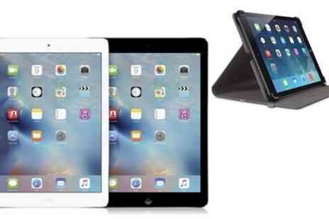 Angel Electronic - Refurbished Apple iPad Air 16GB to 128GB With Belkin Relaxed Pro Case With Free Delivery - Save 0%