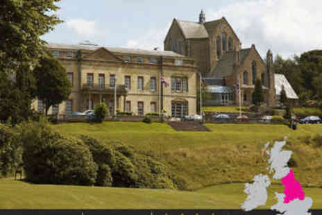 Shrigley Hall Hotel - One or Two Nights Stay for Two in a Standard Double or Twin, or Deluxe Double Room with Full English Breakfast - Save 53%