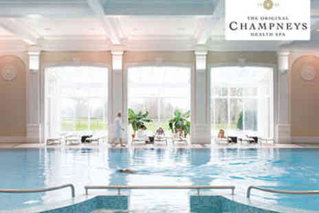 Champneys Henlow - Champneys Spa Day with Treatment and Lunch for Two - Save 46%