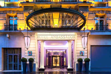 Marriott Opera Ambassador - Four nights Stay in a Deluxe Room - Save 81%