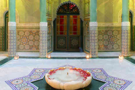 Riad Mumtaz Mahal - Moroccan magic will woo thy soul in this Sultans palace   - Save 34%