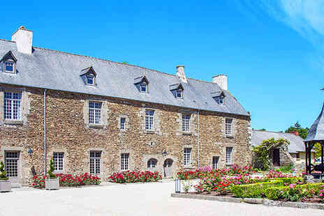 Hotel de lAbbaye - A peaceful retreat in the charming Brittany countryside - Save 44%