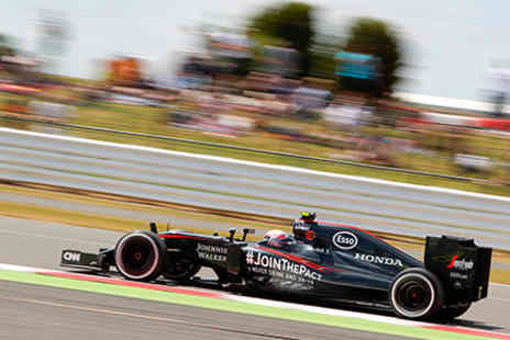 British Grand Prix - 2016 Formula 1 British Grand Prix at Silverstone  Drivers Lounge Hospitality On  Qualifying Day Saturday 9 July - Save 0%