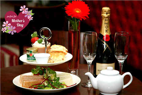 Signature Steakhouse - Afternoon tea for two with a glass of champagne each   - Save 44%