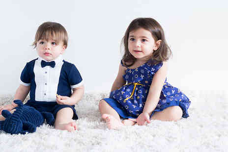 Tuta Kids - £30 for a £50 voucher to spend at Tuta Kids  - Save 40%