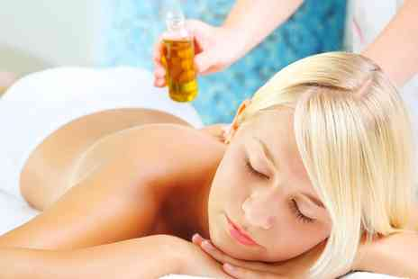 Fantabulous Styles - Aromatherapy or Swedish Massage with Optional Partial Indian Head Massage  - Save 62%