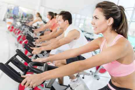 Elite Fitness - One or Ten Spin Classes - Save 0%