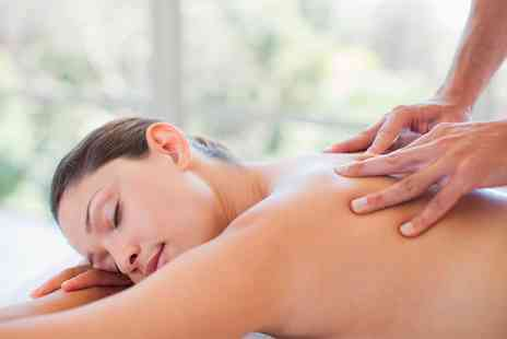 REM Laser Clinic - Two One Hour Full Body Massages  - Save 73%