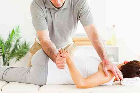 Atlas Wellness Centre - Chiropractic Consultation with One or Three Treatments - Save 96%