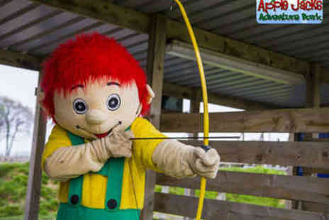 Apple Jacks Adventure Park - Apple Jacks Adventure Park Family Ticket - Save 45%