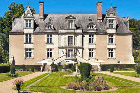 Chateau de Noizay  - Fairytale chateau in the Vouvray vineyards - Save 37%