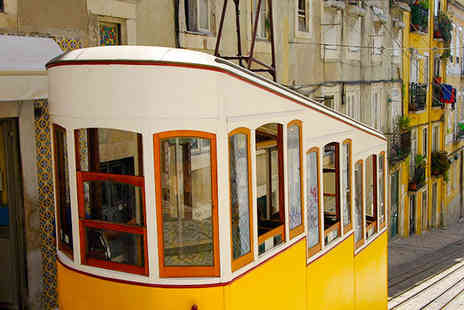 Neya Lisboa Hotel  - Relaxing four-star retreat in central Lisbon  - Save 31%