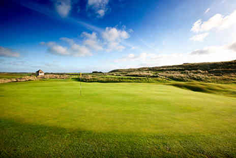 Castlerock Golf Club - 18 Hole Round of Golf on the Mussenden Course for One - Save 0%