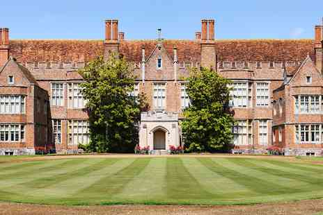 Mapledurham House - Entry to Historic Mapledurham House & Boat Trip for Two  - Save 0%